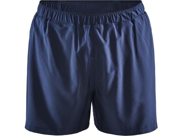 "Craft ADV Essence 5 ""stretch shorts Herrer, blå"